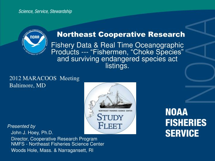 northeast cooperative research n.