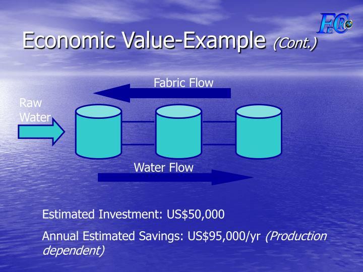 Economic Value-Example