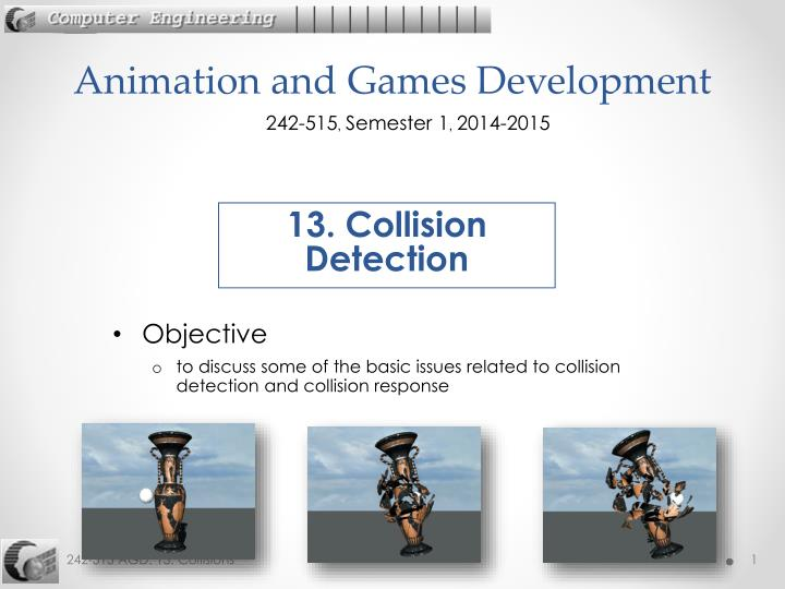 animation and games development n.