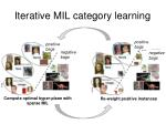 iterative mil category learning