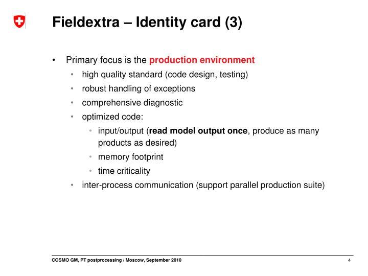 Fieldextra – Identity card (3)