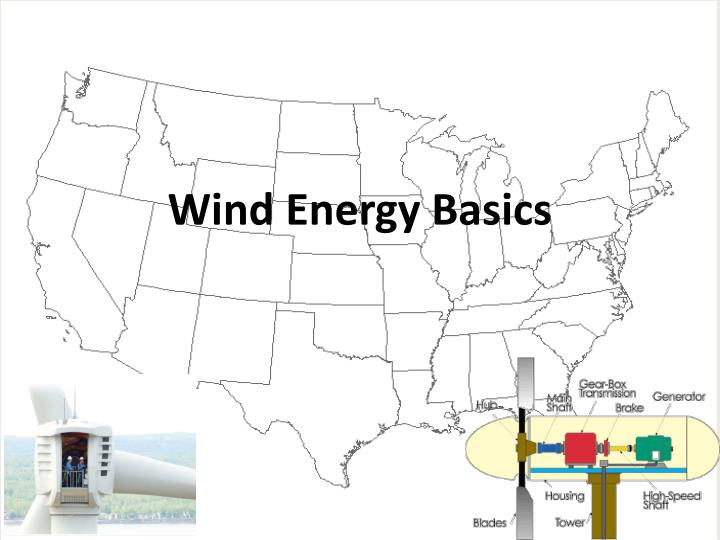 wind energy basics n.