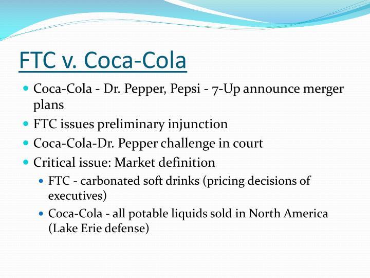 FTC v. Coca-Cola