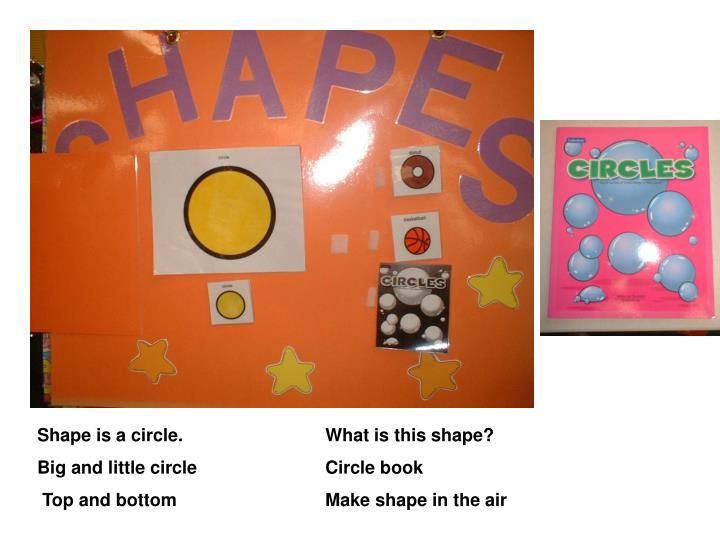 Shape is a circle.What is this shape?