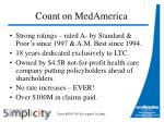 count on medamerica