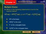 multiple choice16