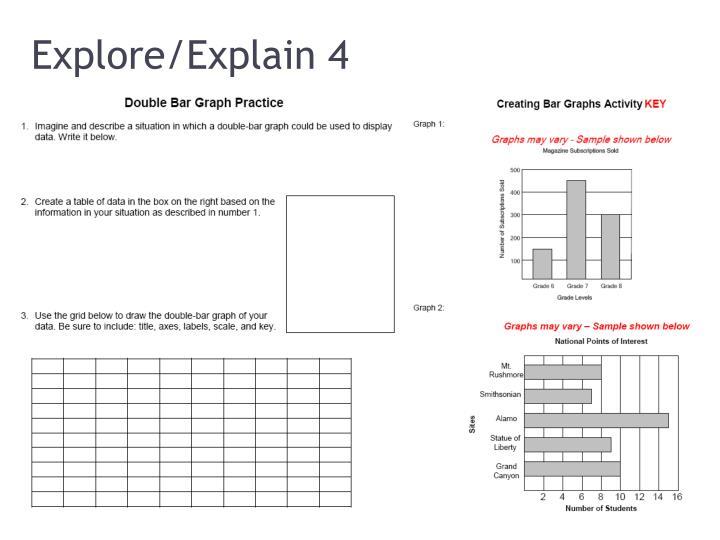 Explore/Explain 4