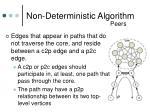 non deterministic algorithm1