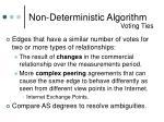 non deterministic algorithm2