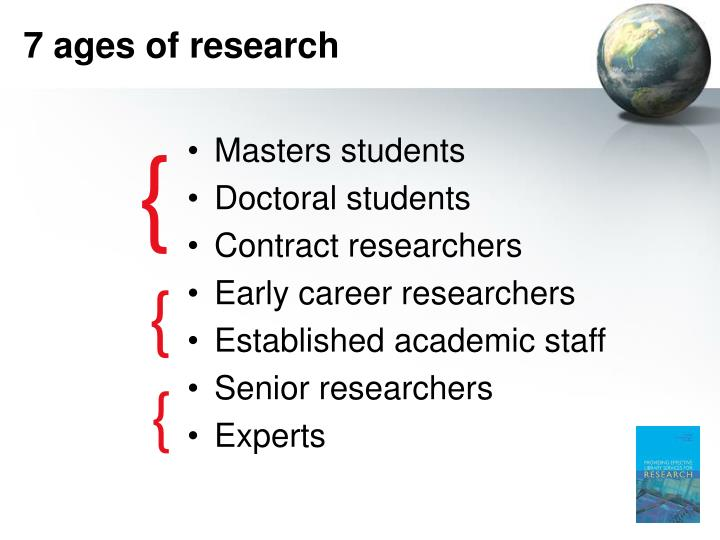 Masters students