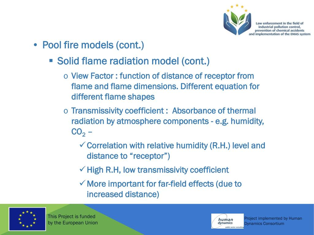 Ppt Top Events Consequence Analysis Models Antony Thanos
