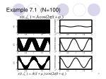 example 7 1 n 100