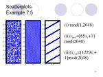scatterplots example 7 5