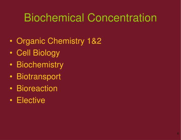Organic Chemistry 1&2