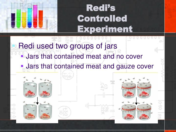 Jars with meat