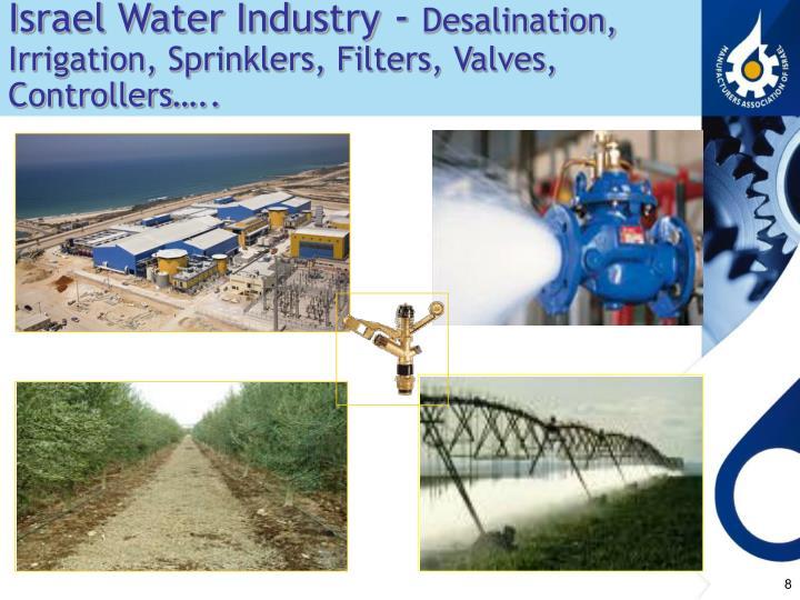 Israel Water Industry
