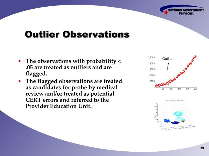 Outlier Observations