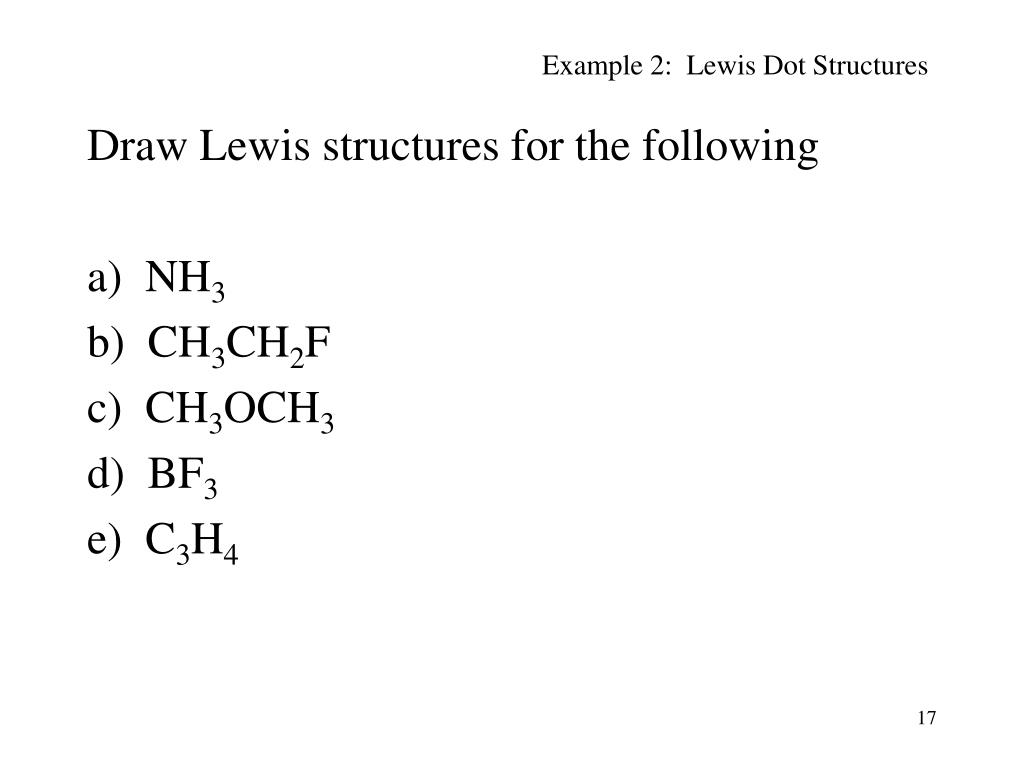 Nh4cl Lewis Structure: CH 1: Structure And Bonding PowerPoint Presentation
