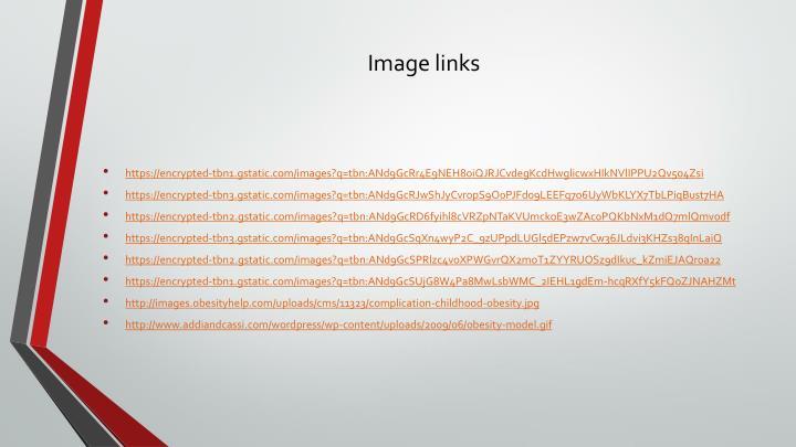 Image links