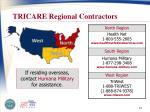 tricare regional contractors