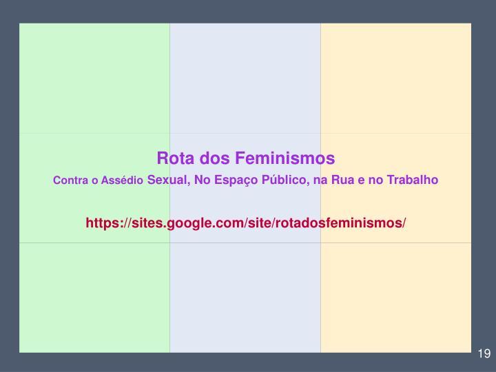 Rota dos Feminismos