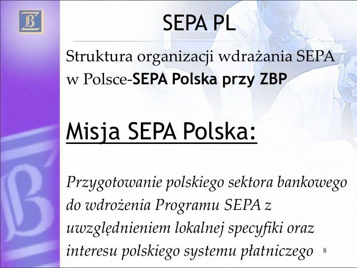 SEPA PL
