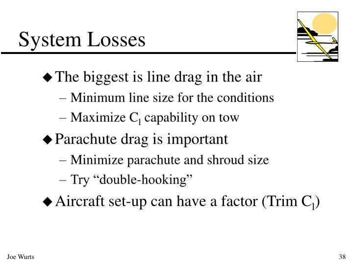 System Losses