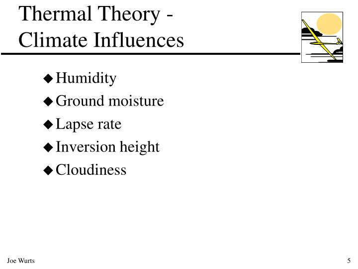 Thermal Theory -