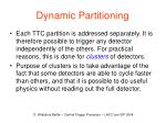 dynamic partitioning