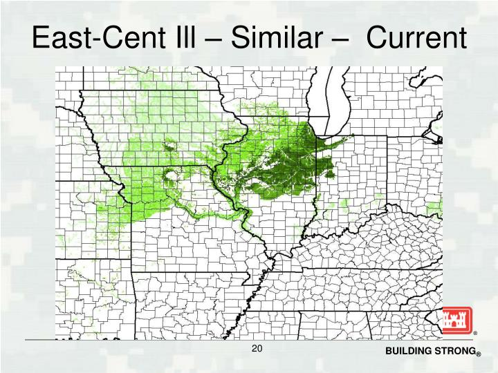 East-Cent Ill – Similar –  Current