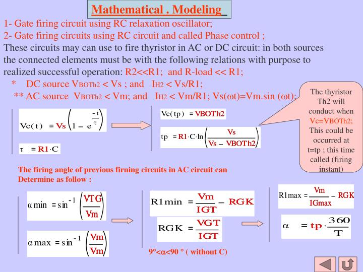 Mathematical . Modeling