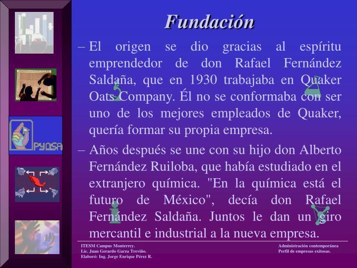 Fundaci n