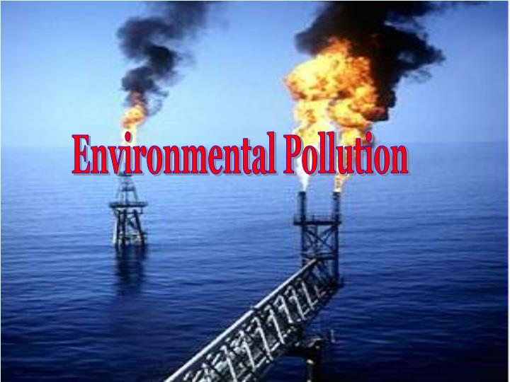 environment pollution and human impact How does air pollution affect the environment all particles released into the atmosphere react with other atmospheric compounds and form aerosols (a suspension of small particles or liquid droplets in air.