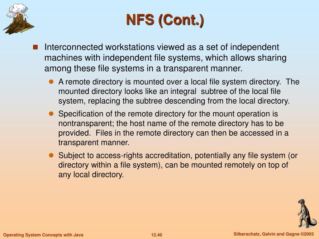 PPT - Chapter 12: File System Implementation PowerPoint Presentation