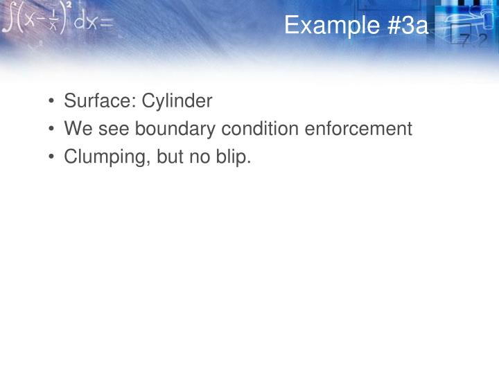 Example #3a