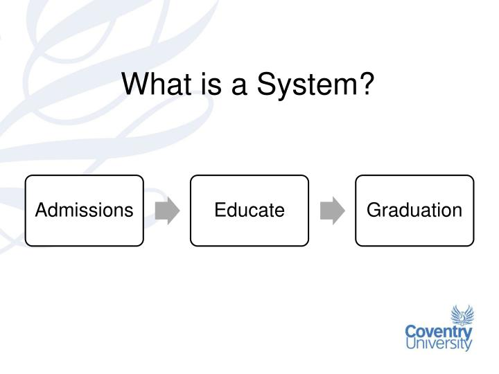 what is a system n.