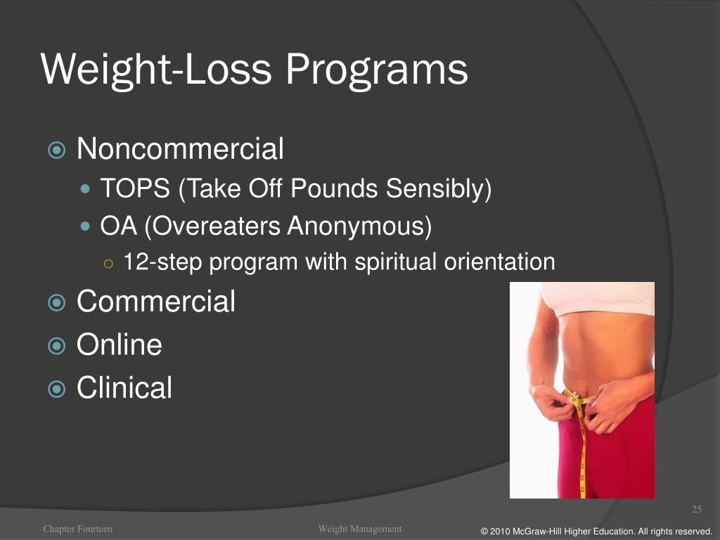 Ppt Weight Management Powerpoint Presentation Free Download Id 5754602