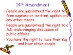 14 th amendment1