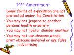 14 th amendment2