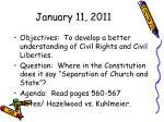 january 11 2011