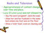radio and television1