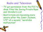 radio and television2