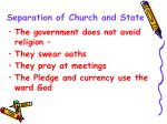 separation of church and state2