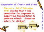 separation of church and state4