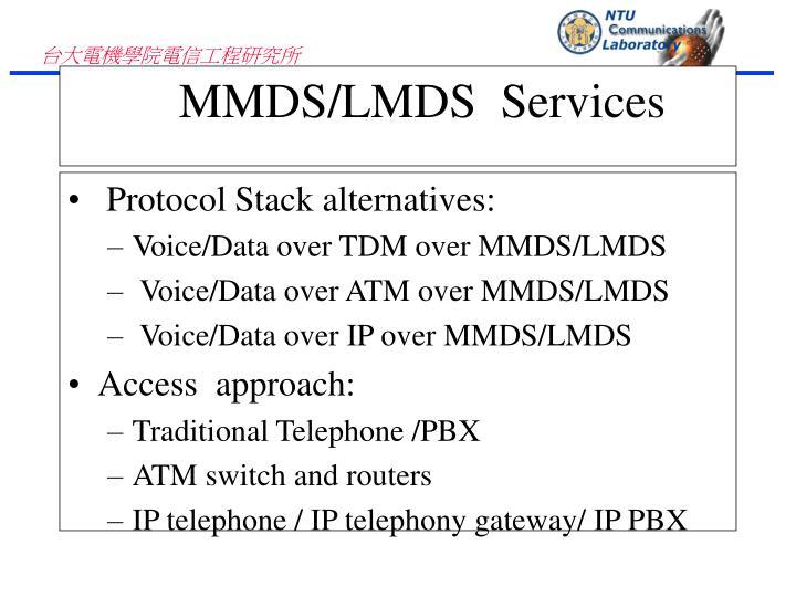 Protocol Stack alternatives: