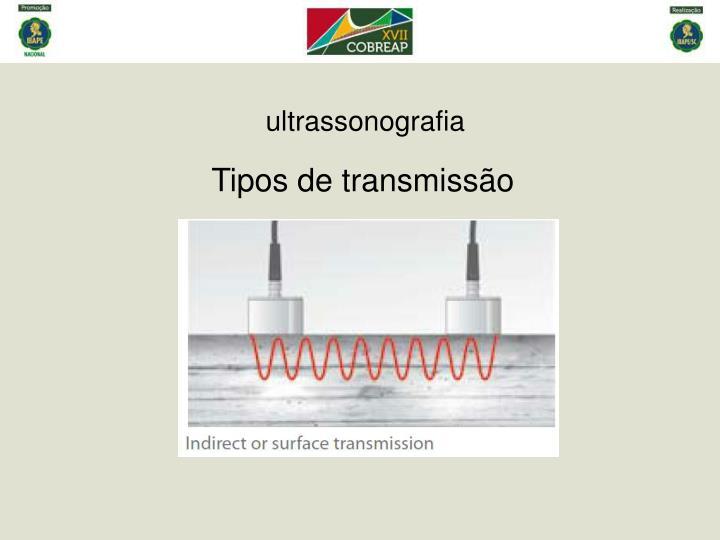 Tipos de transmissão