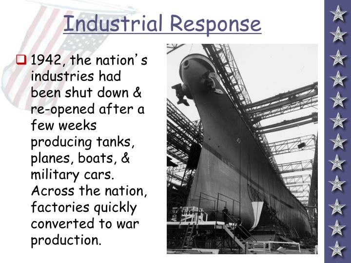 Industrial Response