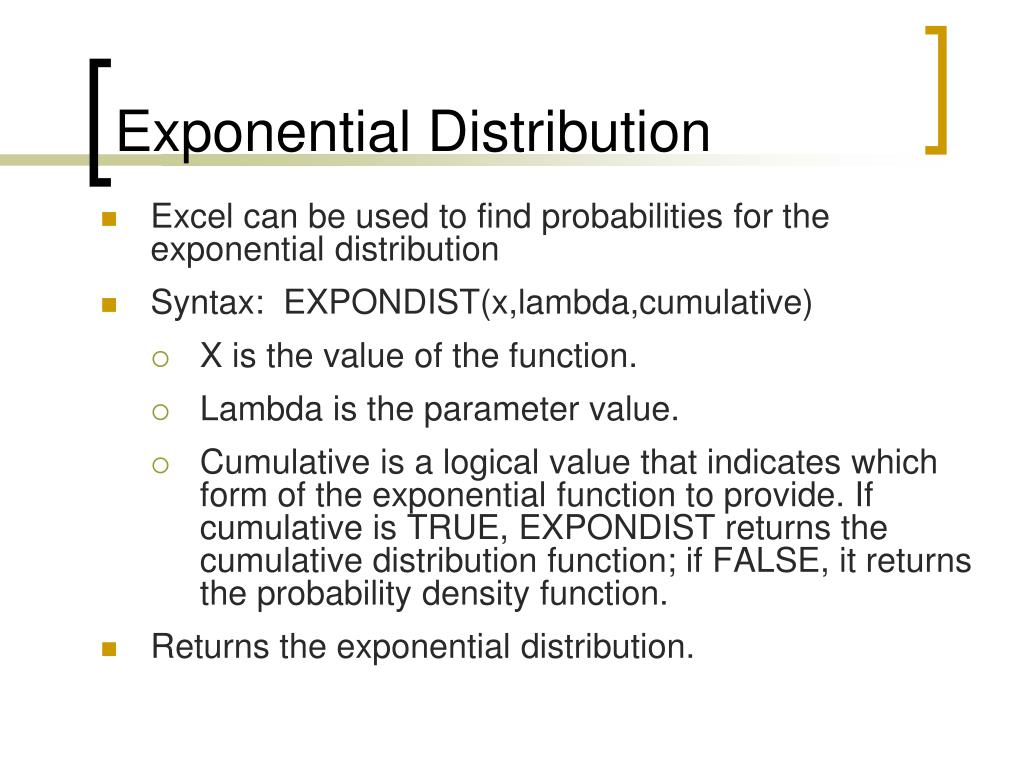 PPT - Continuous Probability Distributions PowerPoint Presentation