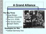 a grand alliance