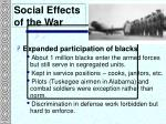 social effects of the war2